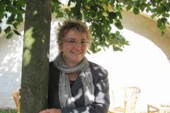 Unsere Gartenplanerin Frau Bumüller